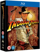 Indiana Jones - The Complete Adventure Collection [Blu-ray]