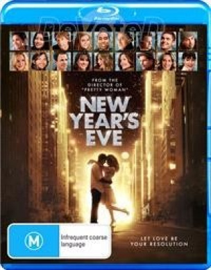 New Year's Eve [Blue-ray]