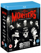 Universal Classic Monsters [Region B] [Blu-ray]