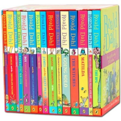//DOCX\\ Roald Dahl Phizz Whizzing Collection Books. cargo large volvemos Chapter features speak