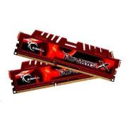 G.SKILL Ripjaws X 8GB (2x4GB) DDR3 1600MHz (PC3 12800) High Performance Desktop Memory 240-Pin