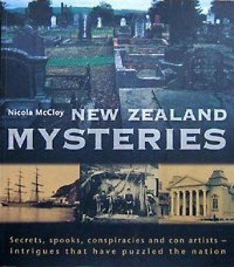 New Zealand Mysteries - Nicola McCloy [Hardcover]