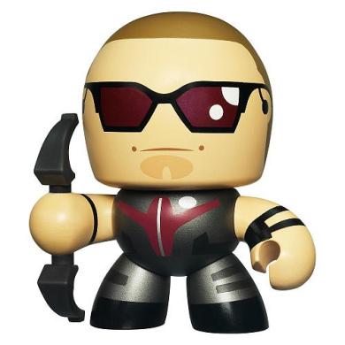 The Avengers Mini Muggs Singles Action Figures - Hawkeye