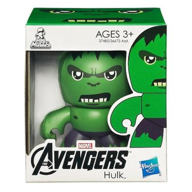 The Avengers Mini Muggs Action Figures - Hulk