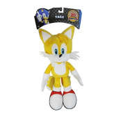 Jazwares Sonic the Hedgehog 20th Anniversary Plush Toy - 30cm Tails