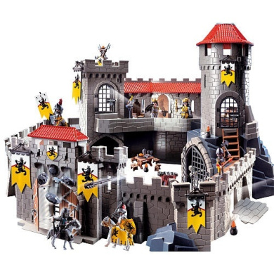 playmobil 4865 lion knight 39 s empire castle by playmobil. Black Bedroom Furniture Sets. Home Design Ideas