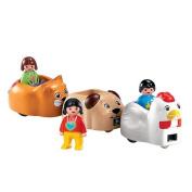 Playmobil 1.2.3 6767 Animal Train