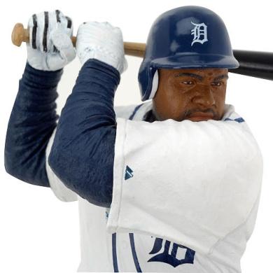 MLB Series 30 Detroit Tigers 15cm Action Figure - Prince Fielder