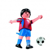 Playmobil Soccer Player - Spain