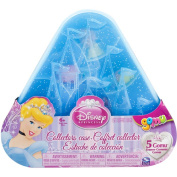 Disney Princess Castle Gomu Erasers with Collector Box