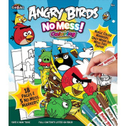 Cra-Z-Art No-Mess Colouring Book - Angry Birds