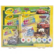 . Colour Wonder Activity Set - Disney Pixar Cars 2