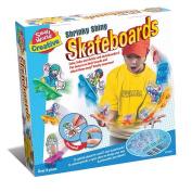 Shrinky Shiny Skateboards Kit