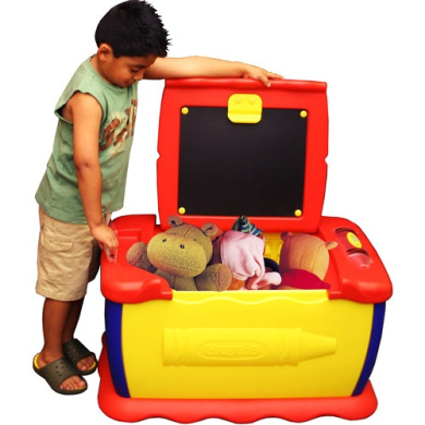 Crayola Draw N Giant Toy Chest by Crayola - Shop Online for ...