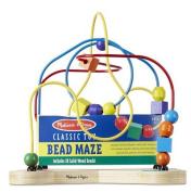 Melissa & Doug LCI2281 Classic Toy Bead Maze