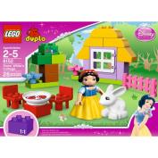 LEGO Duplo - Disney Princess™ Snow White's Cottage
