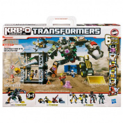 Kre-O Transformers Playset - Destruction Site Devastator