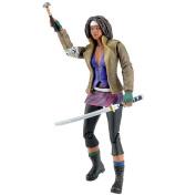 The Walking Dead Comic Series 1 5-inch Action Figure - Michonne