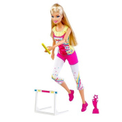 Barbie I Can Be Doll - Olympic Track and Field