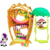 Littlest Pet Shop Condo Playset - Bamboo Bungalow