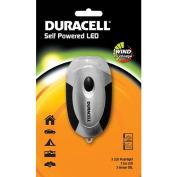 Duracell Self Powered LED Flashlight