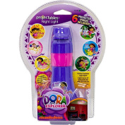 Projectables® LED Projection Table Top Night Light - Dora The Explorer