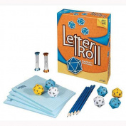 Letter Roll Game