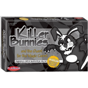 Killer Bunnies and the Quest for the Magic Carrot - Ominous Onyx Booster Expansion Deck