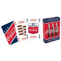 Coca Cola Blue Playing Cards