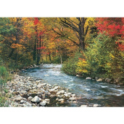 EuroGraphics Forest Stream 1000 Piece Jigsaw Puzzle