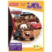 Fisher-Price iXL Software - Disney Pixar Cars 2 - 3D