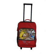 O3 Kids Rolling Luggage with Integrated Snack Cooler