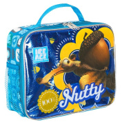 Ice Age 100% Nutty Insulated Lunch Tote - Blue