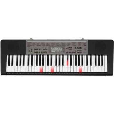 Casio LK-165 61 Key Light Up Keyboard - Black
