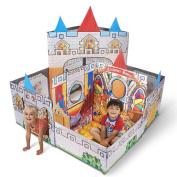 Playhut Castle Adventure Hut