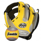 Franklin Sports 22cm Airtech Ball & Glove - Random Color Provided