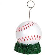 Costumes 203628 Baseball Balloon Weight- Photo Holder