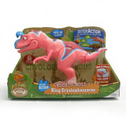 Dinosaur Train Mid-Size InterAction Figure - King Cryolophosaurus