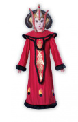 Star Wars Deluxe Queen Amidala Halloween Costume - Child Size Medium