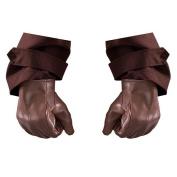 Watchmen Rorschach Halloween Gloves - Adult Size One Size