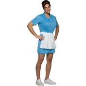 The Brady Bunch Alice Men's Halloween Costume - Adult One Size