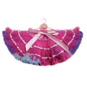 My Princess Academy Deluxe Large Rainbow Ribbon Pettiskirt