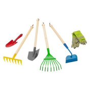 Morgan Cycle Junior Garden Tool Set - 6 pieces