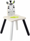 Wonderworld Zebra Chair
