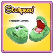 As Seen on TV Stompeez! Growling Dragon Slippers