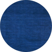 St Croix Trading Company Blue Fusion 8x8 Round Area Rug