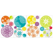 Roommates Patterned Dots Peel & Stick Wall Decals