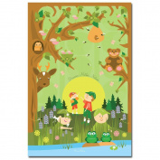 Trademark Games Discover Mother Nature 14x19 Canvas Art