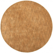 St Croix Trading Company Light Brown Fusion 8x8 Round Area Rug