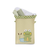 Little Boutique Collapsible Storage Bin - Frog